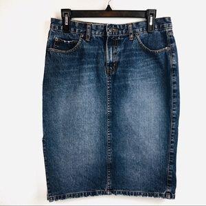 American Eagle Denim Skirt
